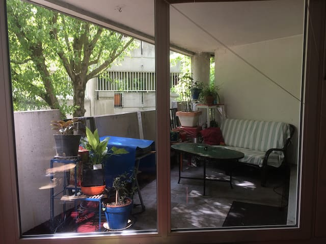 Belle chambre, Paris / Nice room, close to Paris - Aubervilliers - Apartment
