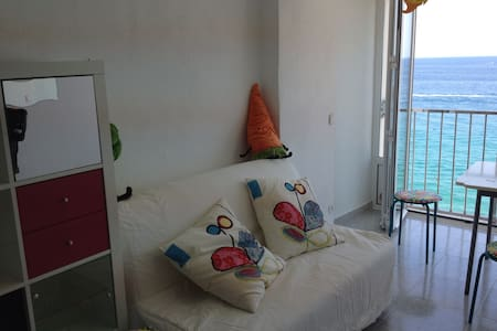 Lovely studio right on the beach - Platja d'Aro