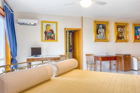 "B&B Panoramic Suite ""Picasso"" - Forino - Bed & Breakfast"
