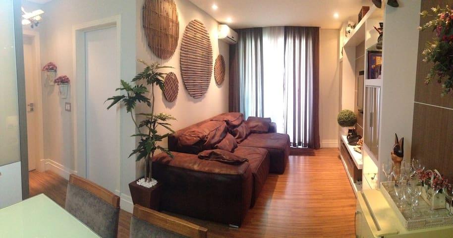 Confortável apartamento- Batel /Centro (Curitiba)