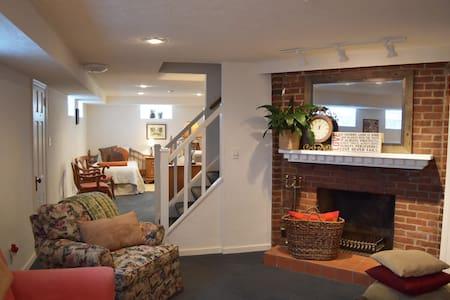 Comfortable, Convenient, and Cute Cincy Get-Away - Cincinnati