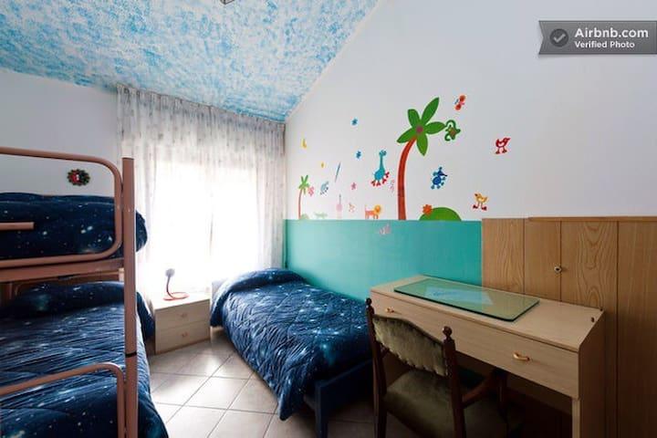 B)  5min from VIAREGGIO' CARNIVAL! - Torre del Lago - Wohnung