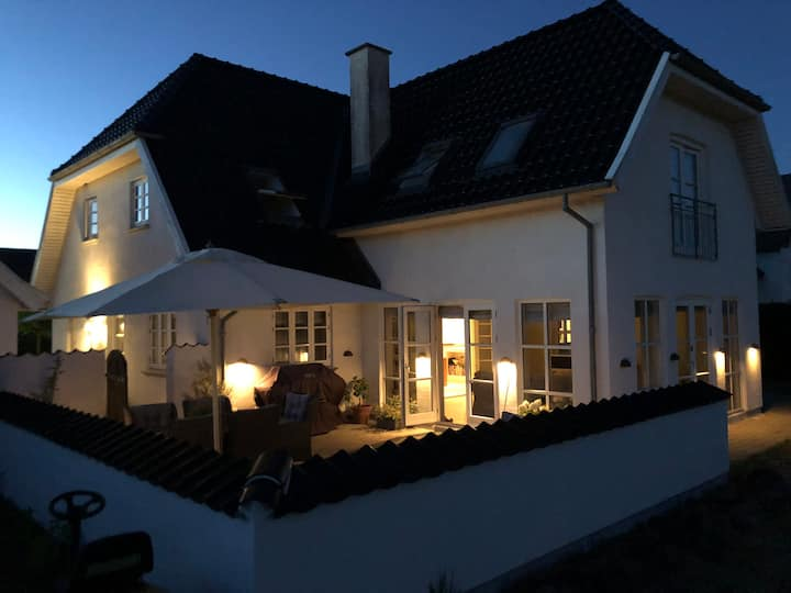 Skøn villa i Gilleleje