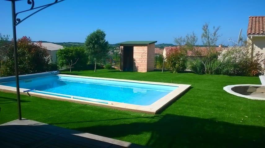 Villa du sud - Saint-Pargoire - Villa