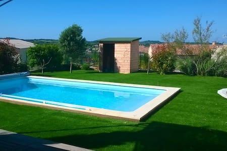 Villa du sud - Saint-Pargoire - Casa de campo
