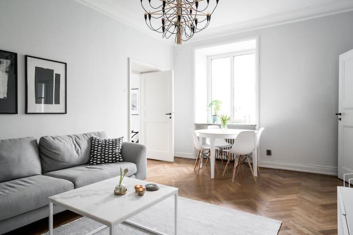 Cichy i funkcjonalny apartament w Bydgoszczy - Bydgoszcz - Appartement