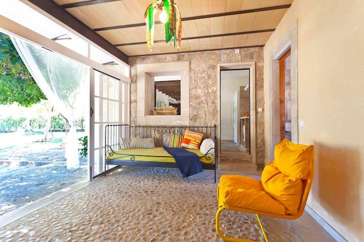 Coqueta Casa de Campo en Mallorca ETV/3597