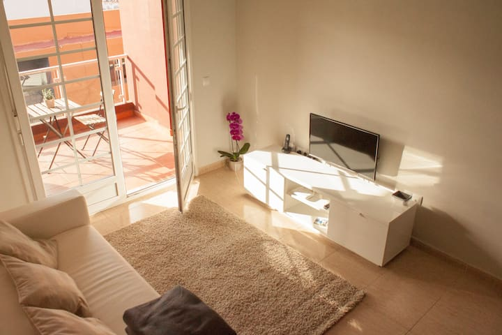 Comfortable apartment in San Isidro - San Isidro