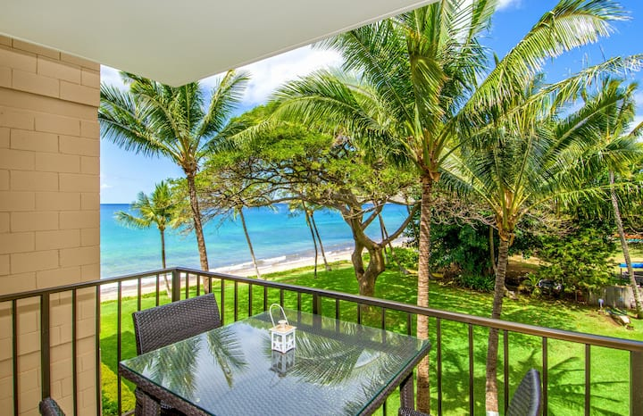KR307-Beautiful Condo in Tranquil Setting at Beachfront Resort—South Maui