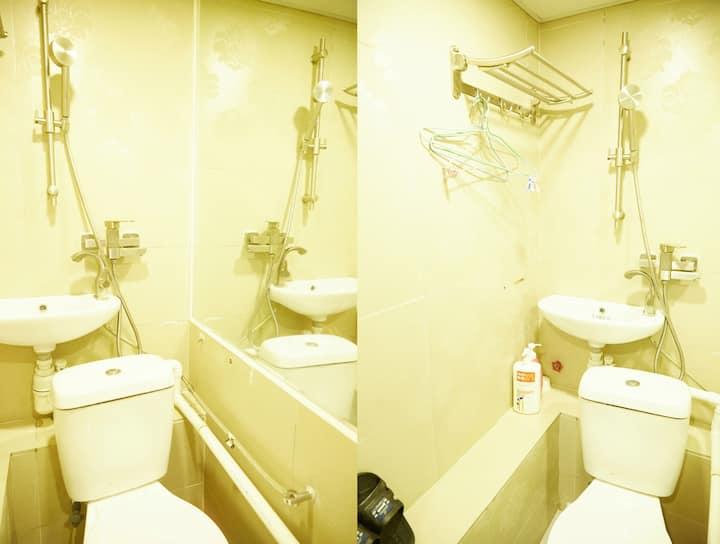 HS0-1人单人房+地铁3分钟+稻香、翠华餐厅、肥姐小食+SASA、卓悦+朗豪坊+女人街
