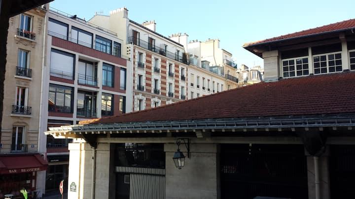Bastille - Aligre - Cosy Appartment 45m2