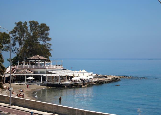 YOUR HOUSE ON THE BEACH IN MALAGA - Málaga - Byt