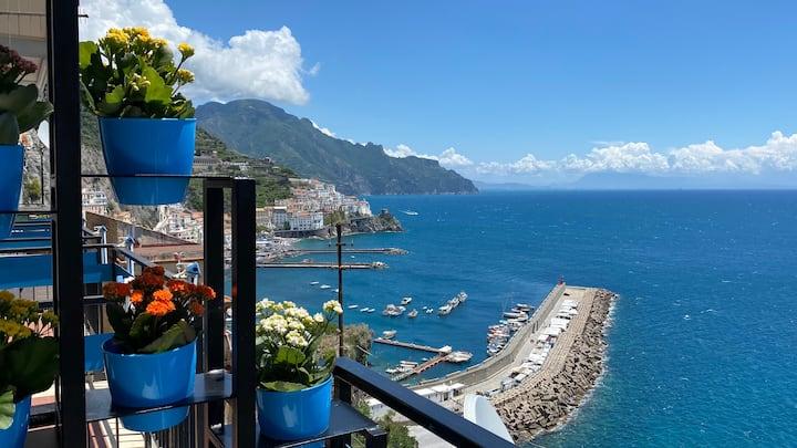 La Marea - Appartamento panoramico Amalfi