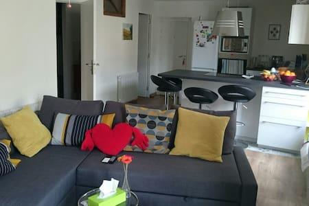 T2 rénové centre ville historique - Dinan - Apartment