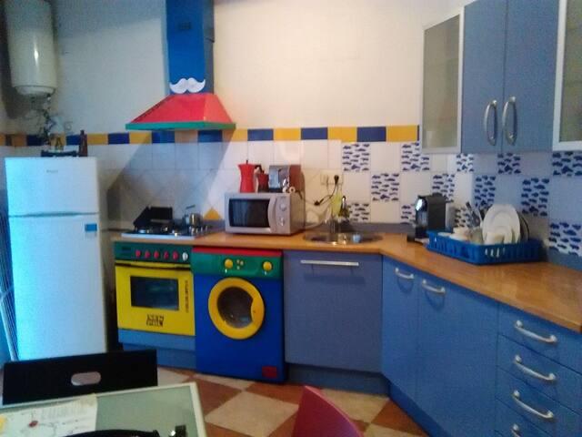 Apartamento simpático para una pareja o 3 personas - Bilbao - Apartment