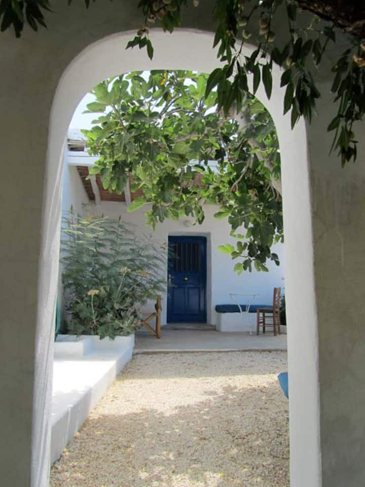 Holiday home on the beautiful Greek island Paros.
