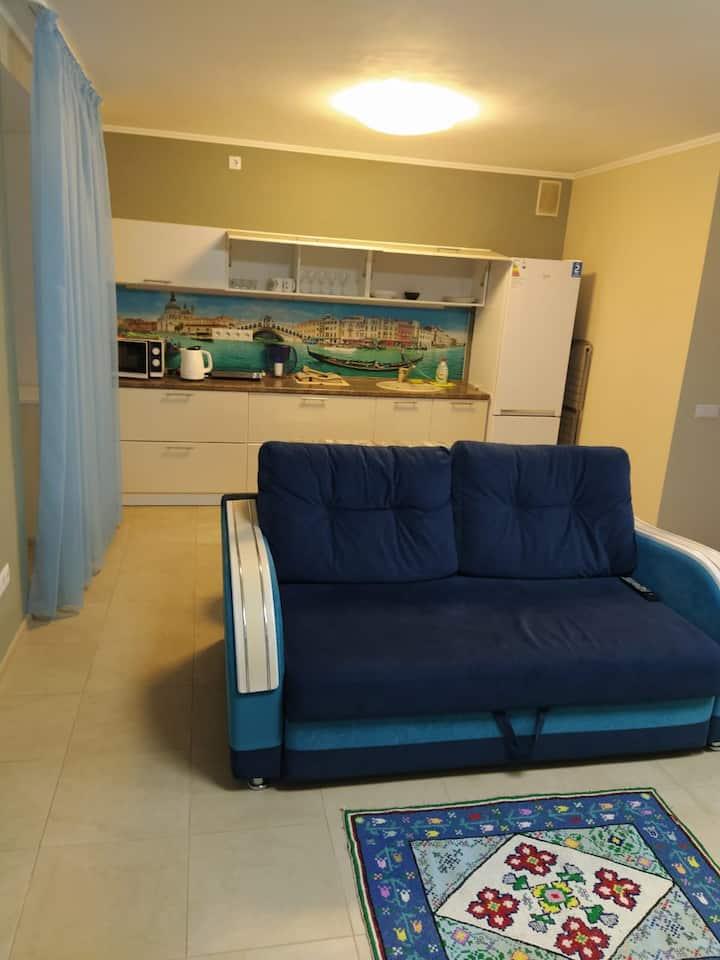 Квартира в центре 3 Дачной