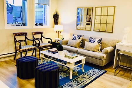 Jofred  a stylish and spacious 2 bedroom suite.