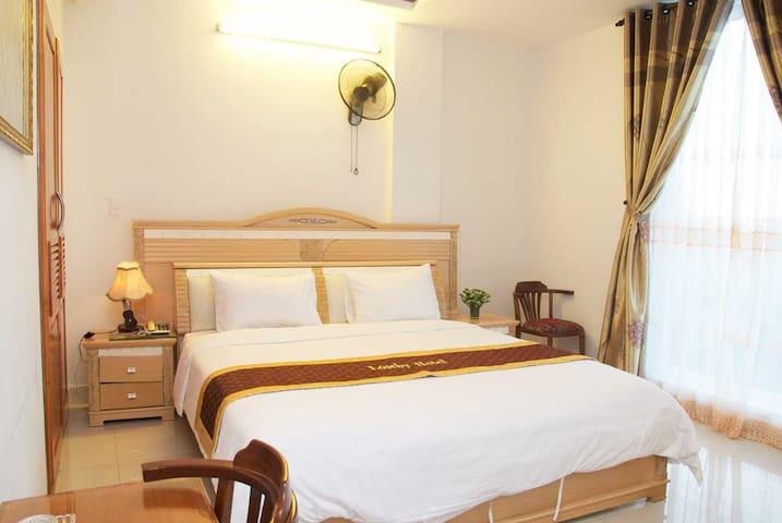 Deluxe room close to Danang Beach - Da Nang - Bed & Breakfast