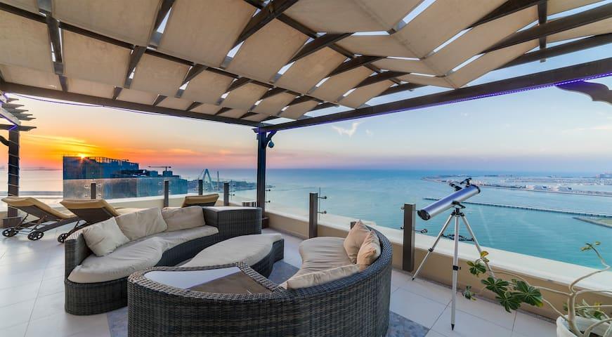 JBR Walck Beach Amazing Penthouse