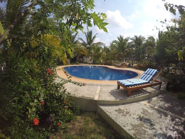 Bungalow Villa Paraíso (Acapúlco Barra Coyuca)