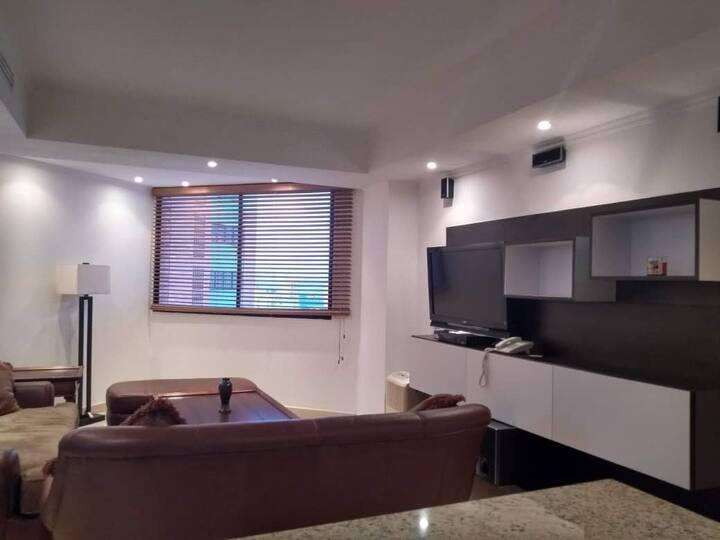 Apartamento ejecutivo de dos recamaras