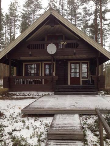 СОСНОВЫЙ СКЛОН - (дом на сосновом склоне . у воды)