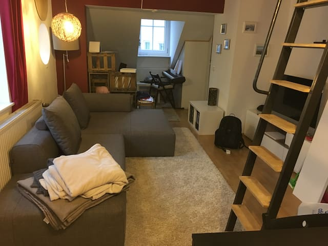 Cozy little apartment in Passaus Altstadt