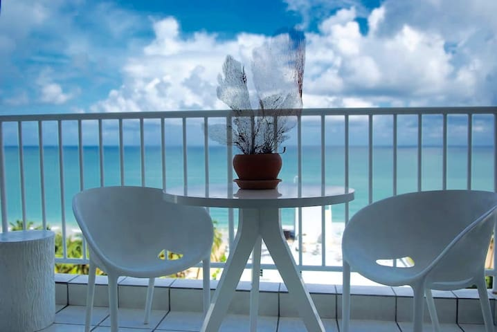 Beach View - 1 Bdr in SJU, PR