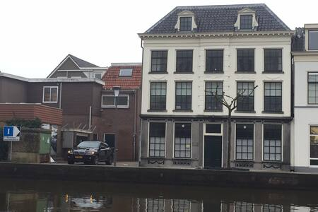 Schitterend Monumentaal Appartemant UNIEKE LOCATIE - Alphen aan den Rijn - (ไม่ทราบ)