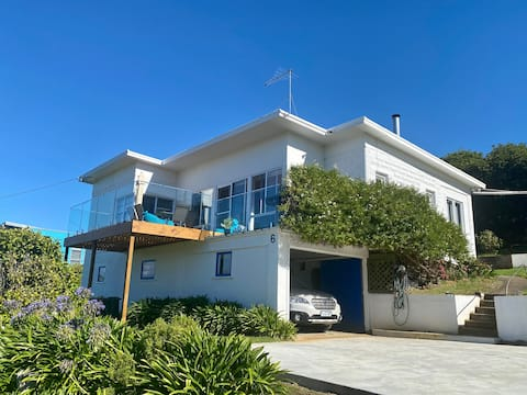 The White Shack - Greens Beach holiday home.