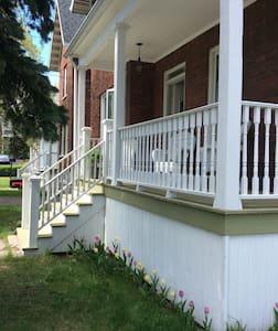 Maison ancestrale - Rive Sud de Québec - Lévis