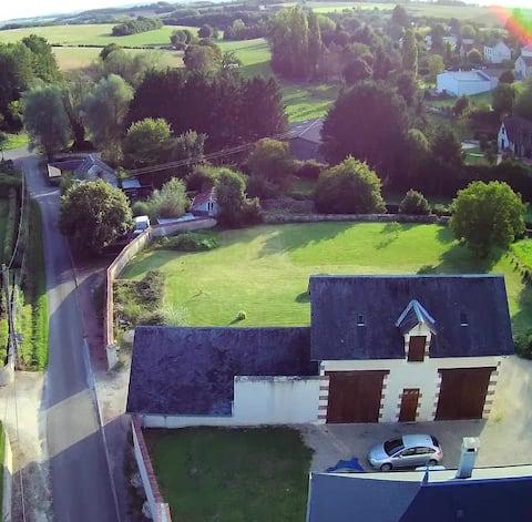 Le Chai de la Croix St Etienne