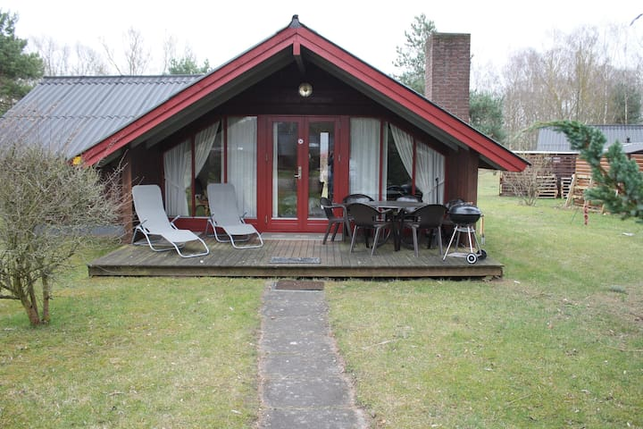 Ferienhaus Gartow Dorf 5 Haus 11 - Gartow - House