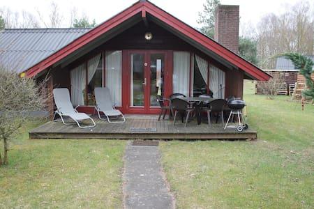 Ferienhaus Gartow Dorf 5 Haus 11 - Gartow - Maison