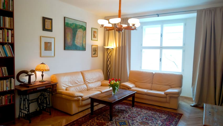 Karolina's Place | 20min walk to Prague castle - Praha - Huoneisto