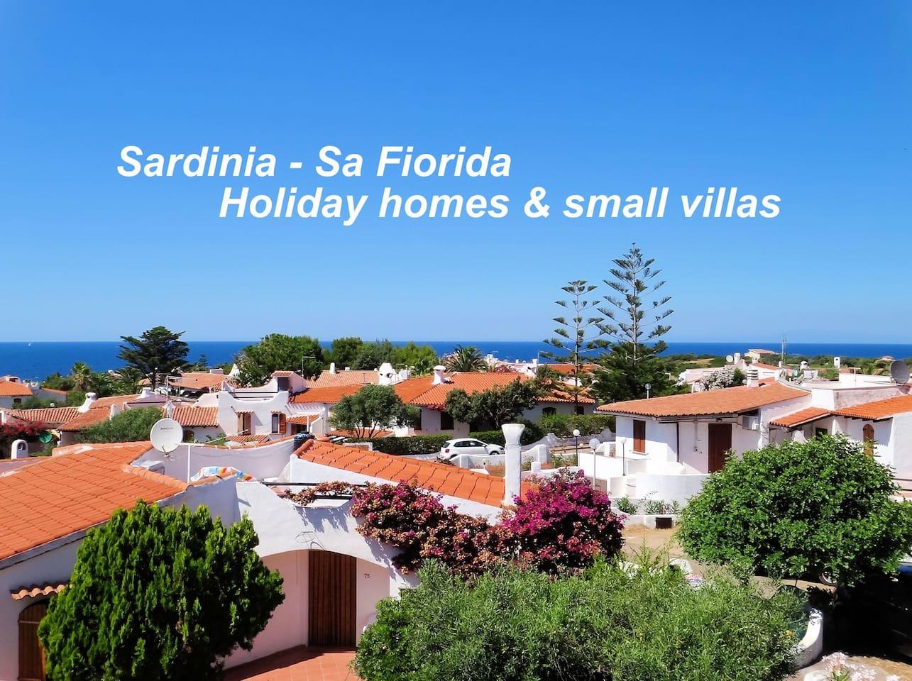 Seaside holiday home in Sardinia (Sa Fiorida D/2)