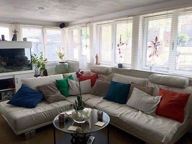 Cosy, bright, modern flat in Edinbugh City Centre - Edynburg - Apartament