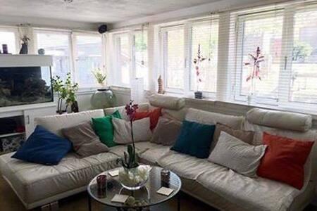 Cosy, bright, modern flat in Edinbugh City Centre - Edinburgh