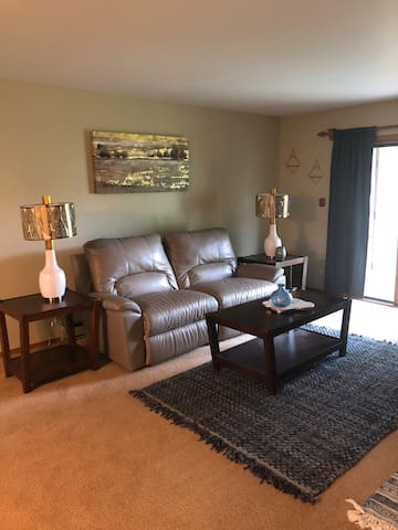 Oshkosh Condo on Golf Course