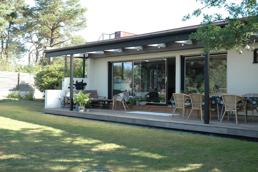 A great house for those sunny days!