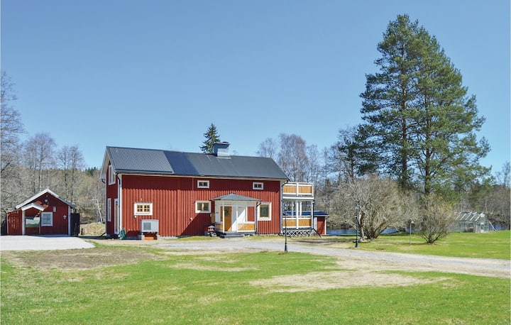 Awesome home in Kopparberg with Sauna and 2 Bedrooms