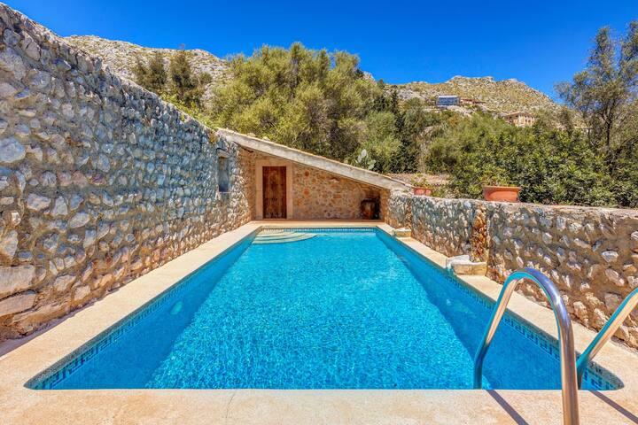 Stunning Stone House in Majorcan Style - La Font Gran