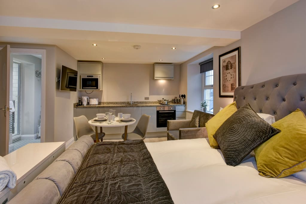 Hotel Rooms In Clifton Bristol
