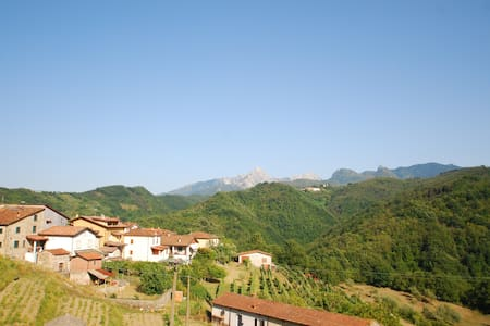 Apartment: Lunigiana, North Tuscany - San Terenzo Monti - 独立屋