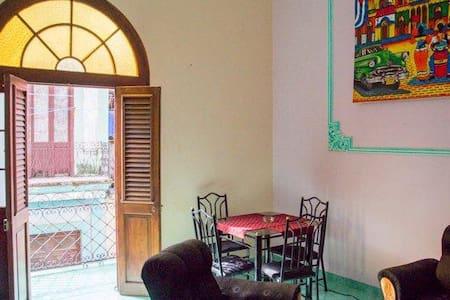 Apto Alicia 1 hab en Habana Vieja - La Habana - Apartamento