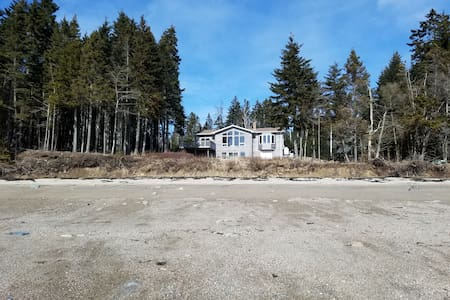 Downeast Beachfront Home - Harrington - Casa