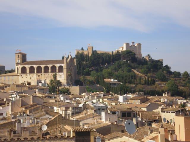 Charming apartment in Artà, Majorca
