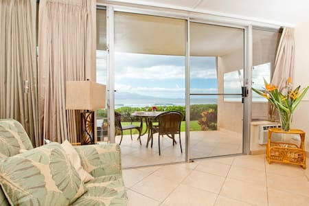 Romantic Maui Direct Oceanfront - Apartment