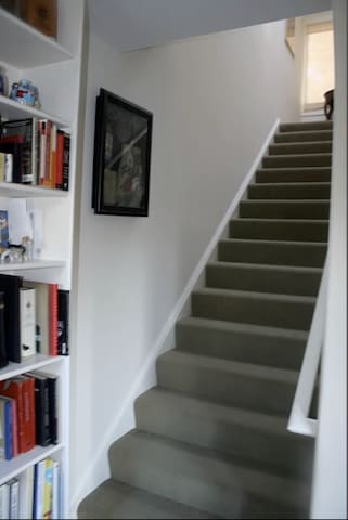 Stairway to your room